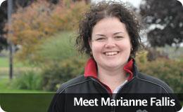 Meet Marianne Fallis