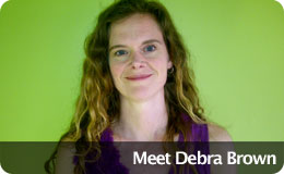 Meet Debra Brown
