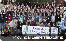 Provincial Leadership Camp
