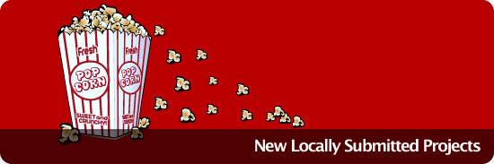 New Locally Submitted Projects