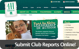 Submit Club Reports Online