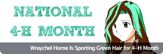 National 4-H Month