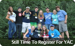 Register for YAC
