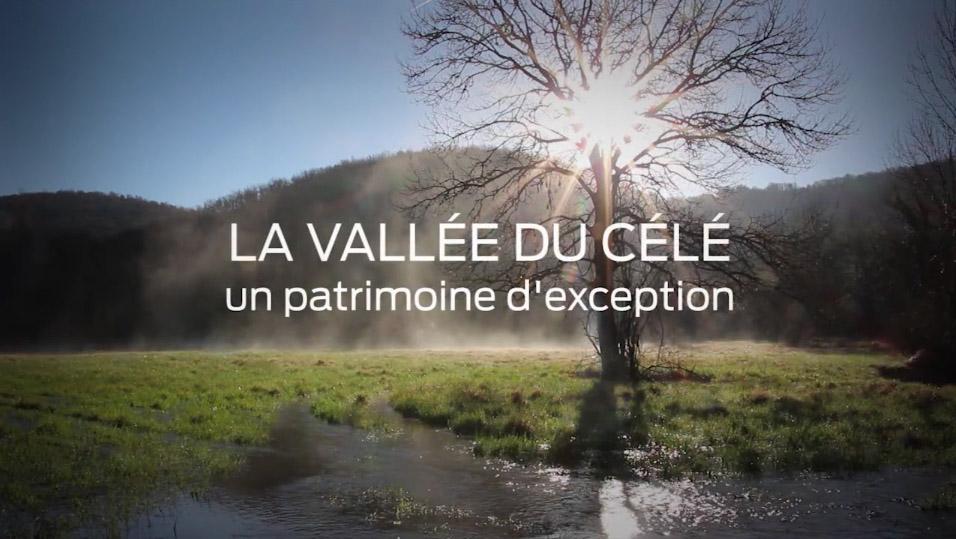 Smbrc / La Vallée du Célé, un patrimoine d'exception / Vidéo Promotionnelle