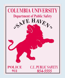 Safe Haven decal