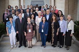 Summit attendees (courtesy CGC Amman)