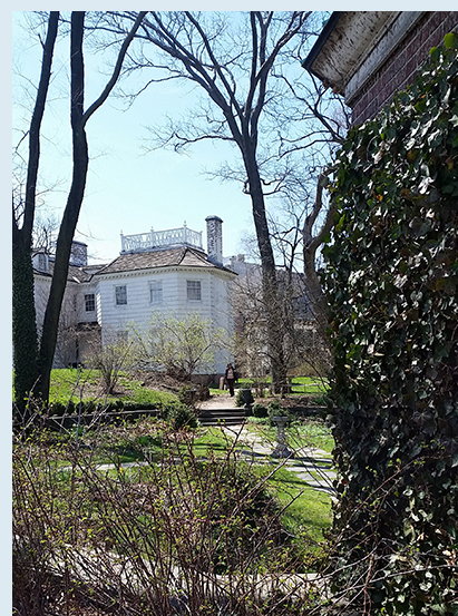 Roger Morris Park and Morris-Jumel Mansion