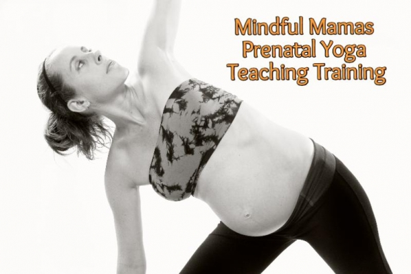 Prenatal Yoga Training Early Bird Discount ends June 2