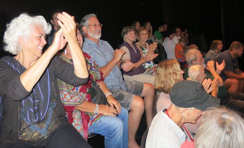 Fringe Audience