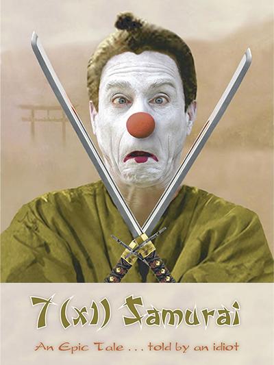 7 (1) Samurai with David Gaines