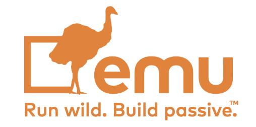 Emu Systems: Run wild. Build passive.