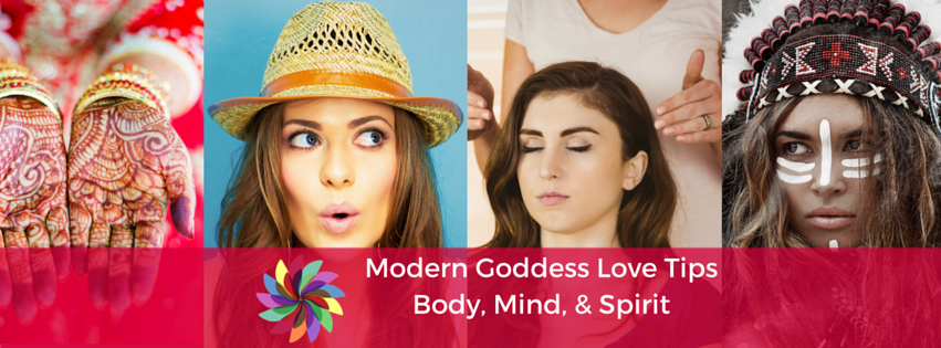 Modern Goddess Love Tips