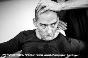 Hannes Langolf. Photographer: Ben Hopper