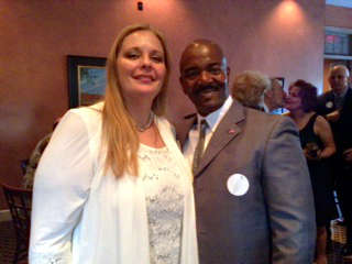 Michelle Murphy and Cornelius Dupree