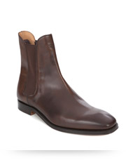 Regent Romany Chelsea boot in Brown Leather