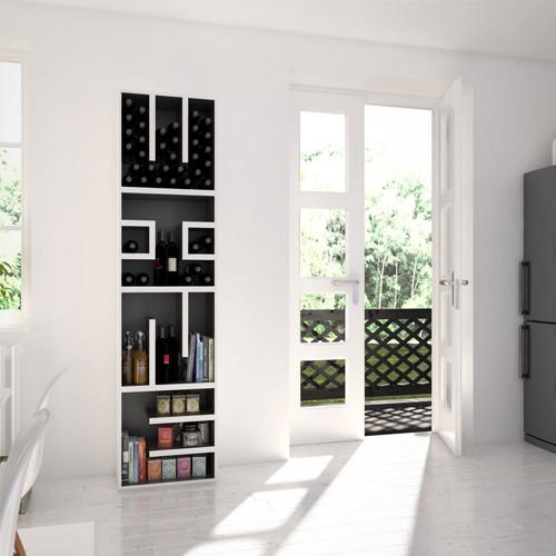 ABC Bookcase – Floor-Standing Shelf