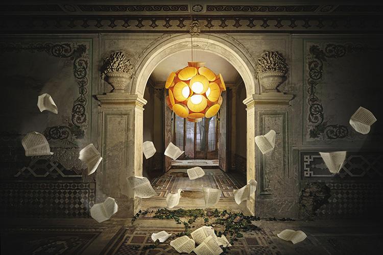 Dandelion Suspension Light