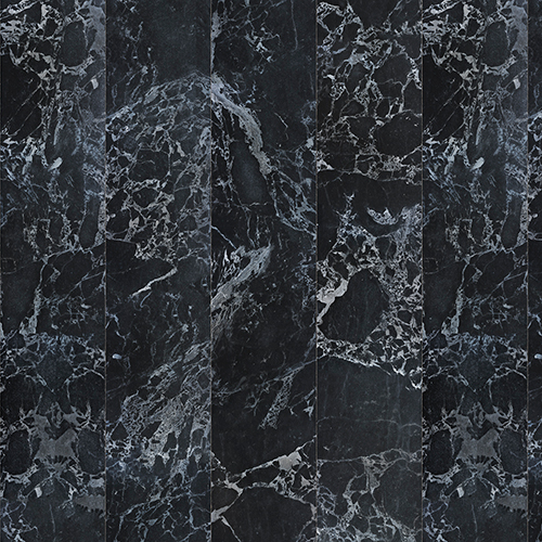 Black Marble No Joints Materials Wallpaper