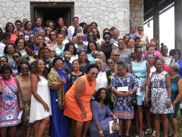 Jamaica church service