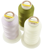 Infisifil 100 weight polyester mini king spools available http://www.creativefeet.com/products/accessories/invisfil_mini_king