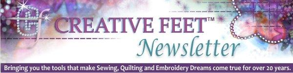 Creativefeet Newsletter
