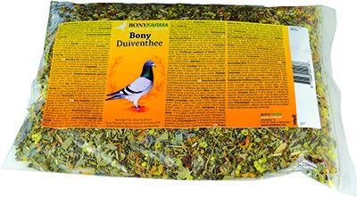 Pigeon tea