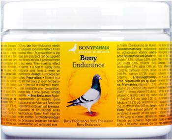 Bony Endurance