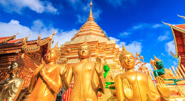 Flights to Bangkok from $663