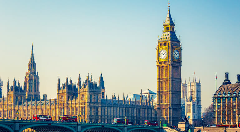 Flights to London from $869