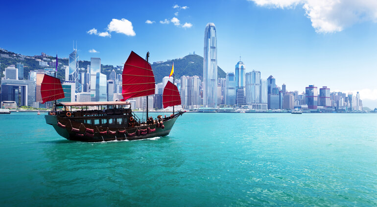Flights to Hong Kong from $583