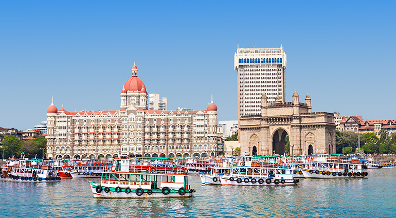 Flights to Mumbai from $724
