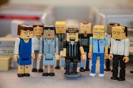 Lego Business People - Kathbern Management Toronto Recruiting Agency