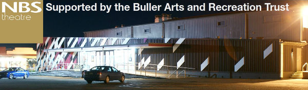 Supported by the Buller Arts and Recreation Trust