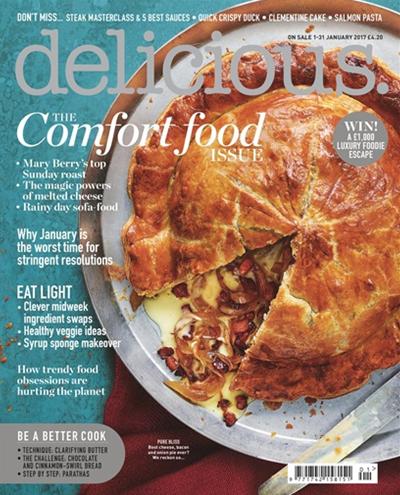Delicious (UK) magazine