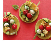 Panzanella on a Stick
