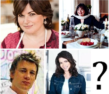 Cookbook authors