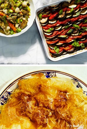 Saveur May recipes