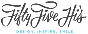 Fifty Five Hi's Logo