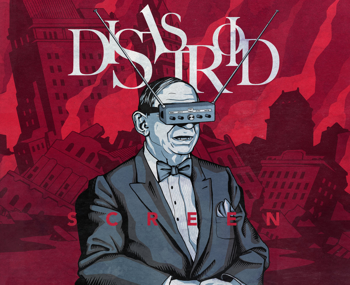 "Disastroid Release New Album ""Screen"""