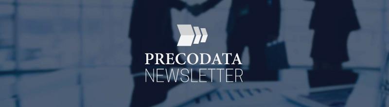 Banner Precodata newsletter