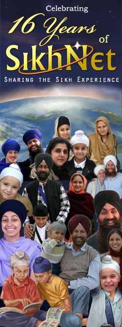 Celebrating 16 Years of SikhNet.com