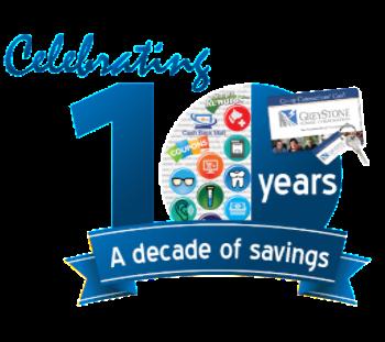 CCC 10 yr logo