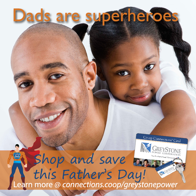 CCC Father's Day ad