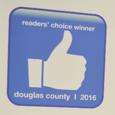 Readers' Choice winner