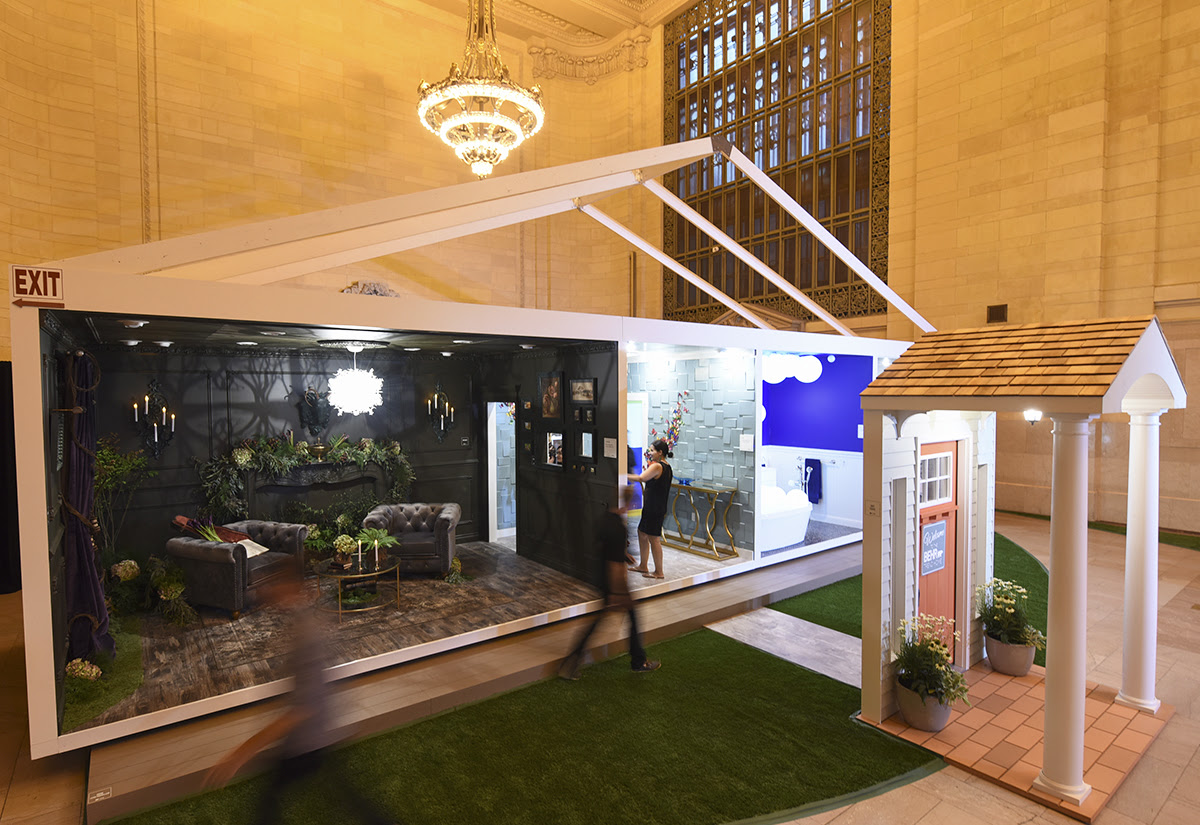Pop-Up Trend Home promotion Grand Central Terminal
