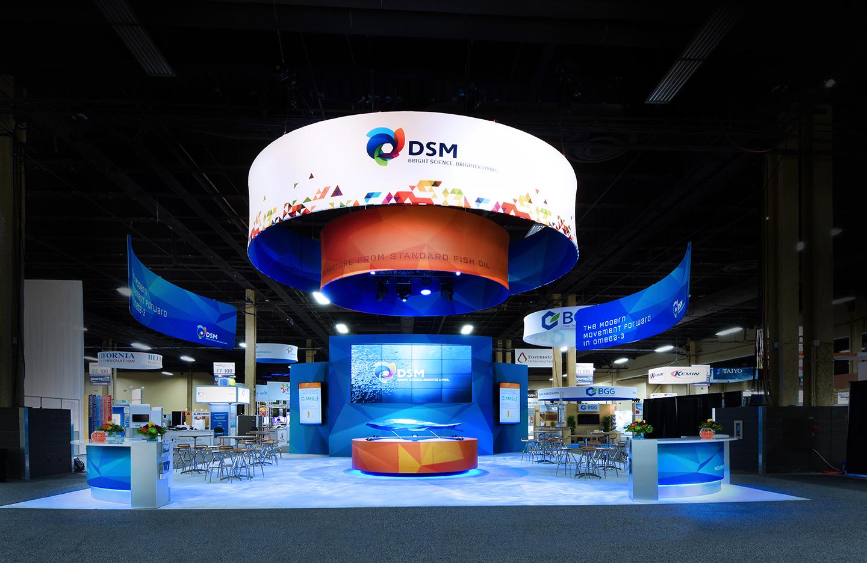 DSM Booth