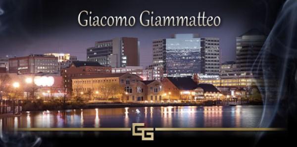 Giacomo Giammatteo Newsletter Signup