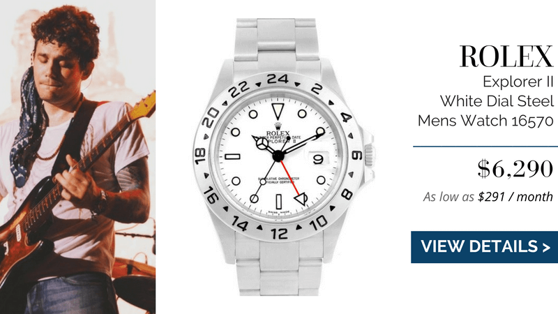 Rolex Explorer II White Dial Steel Mens Watch