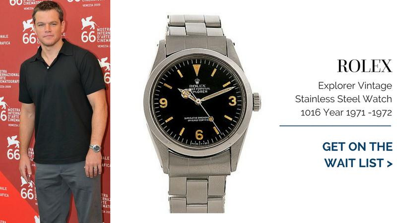 Rolex Explorer Vintage Stainless Steel Watch 1016 Year 1971 -1972