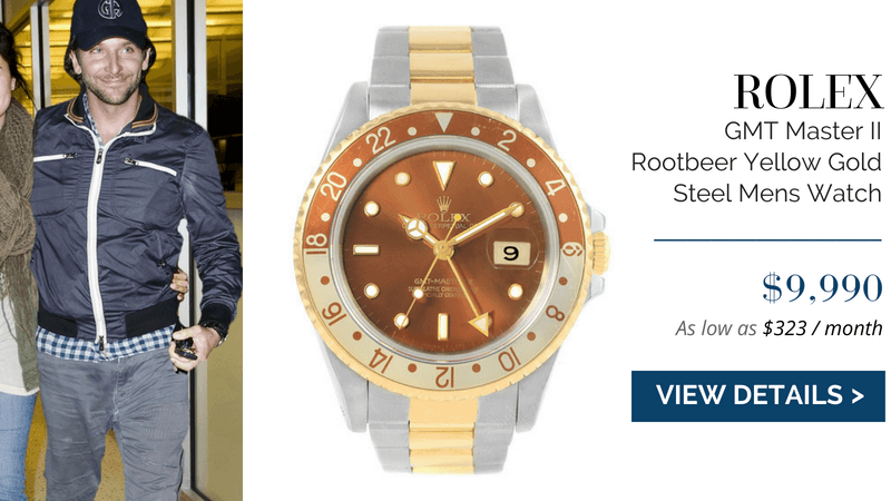 Rolex GMT Master II Rootbeer Yellow Gold